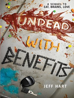 cover image of Undead with Benefits