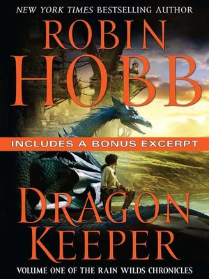 cover image of The Dragon Keeper with Bonus Material