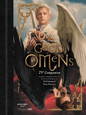 cover image of The Nice and Accurate Good Omens TV Companion