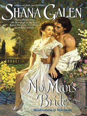 cover image of No Man's Bride
