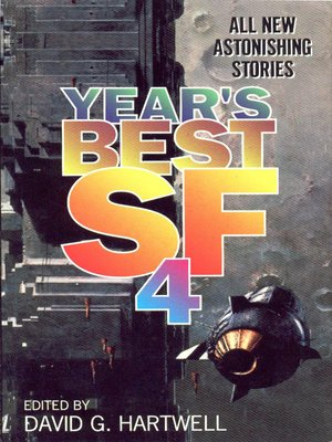 cover image of Year's Best SF 4