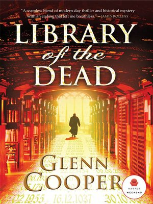 cover image of Library of the Dead