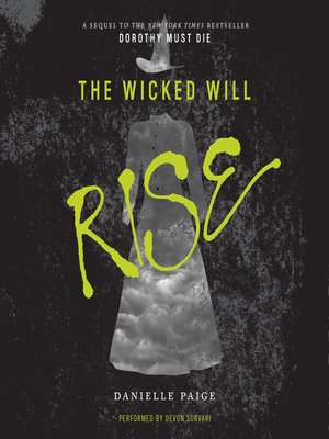 cover image of The Wicked Will Rise