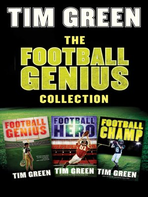 cover image of The Football Genius Collection