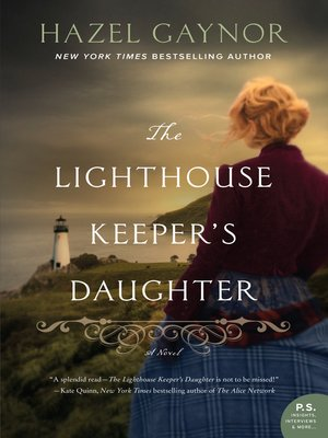 cover image of The Lighthouse Keeper's Daughter