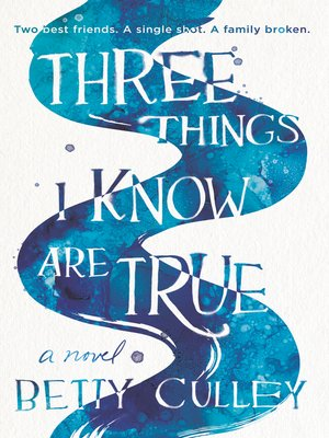 cover image of Three Things I Know Are True