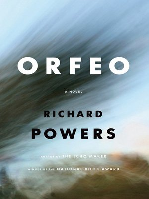 cover image of Orfeo