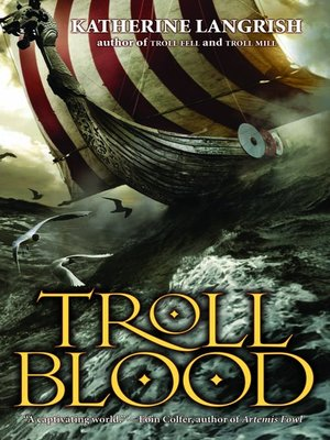 cover image of Troll Blood