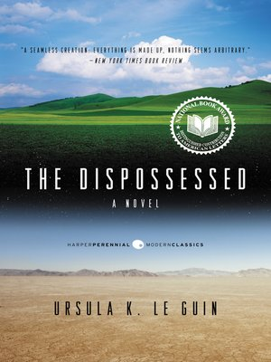 cover image of The Dispossessed