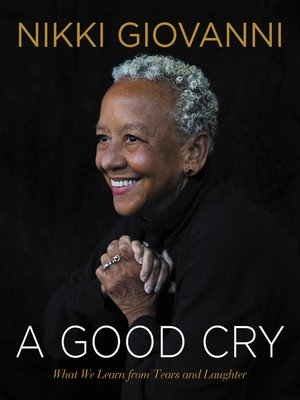 cover image of A Good Cry