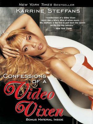 cover image of Confessions of a Video Vixen