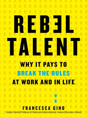 cover image of Rebel Talent