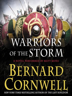 cover image of Warriors of the Storm