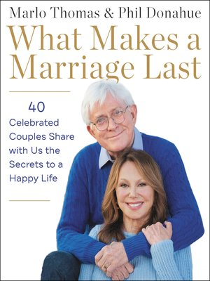 cover image of What Makes a Marriage Last