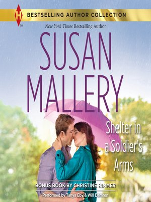 cover image of SHELTER IN a SOLDIER'S ARMS