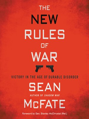 cover image of The New Rules of War