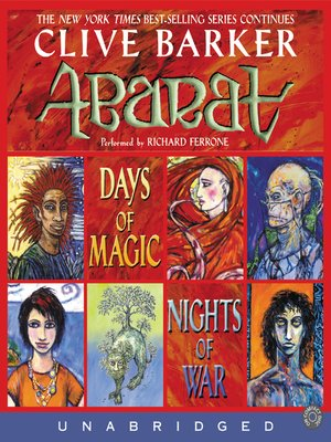 cover image of Days of Magic, Nights of War