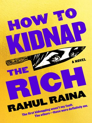 cover image of How to Kidnap the Rich