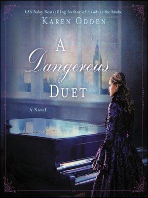 cover image of A Dangerous Duet
