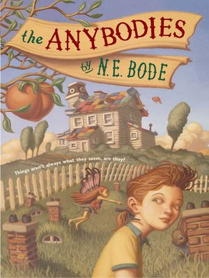 cover image of The Anybodies