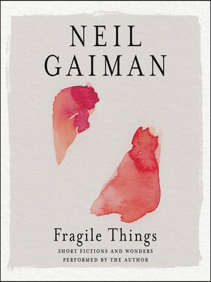 cover image of Fragile Things