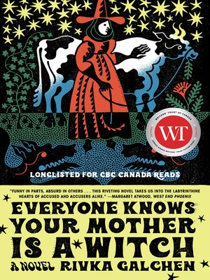 cover image of Everyone Knows Your Mother Is a Witch