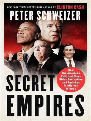 cover image of Secret Empires