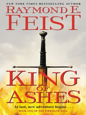 cover image of King of Ashes
