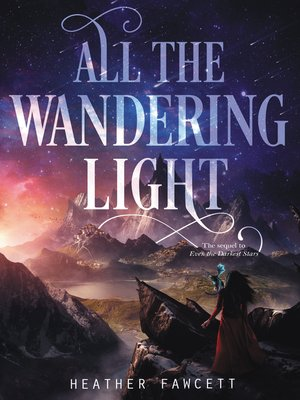 cover image of All the Wandering Light