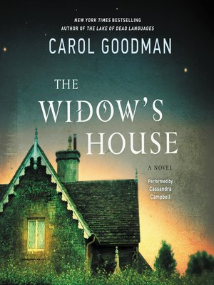 cover image of The Widow's House