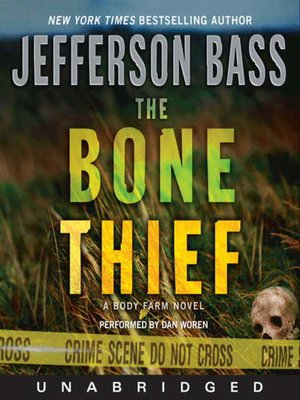 cover image of The Bone Thief