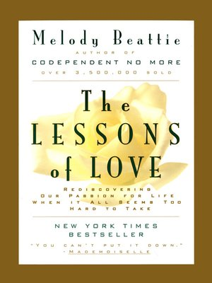cover image of The Lessons of Love