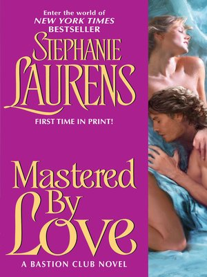 cover image of Mastered by Love