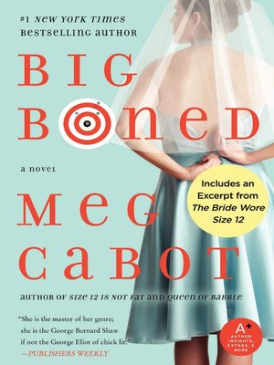 cover image of Big Boned