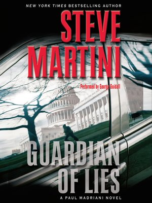 cover image of Guardian of Lies