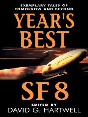 cover image of Year's Best SF 8