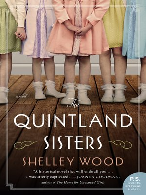 cover image of The Quintland Sisters