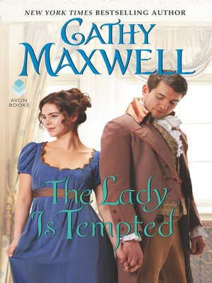 cover image of The Lady Is Tempted