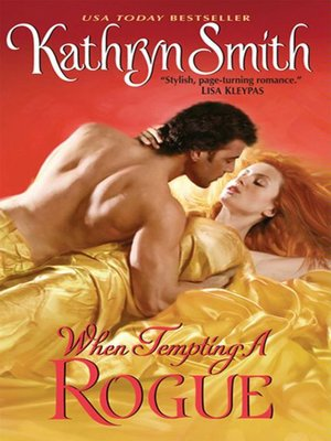cover image of When Tempting a Rogue