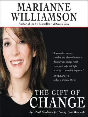 cover image of The Gift of Change