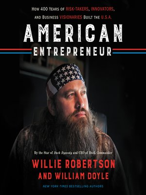 cover image of American Entrepreneur