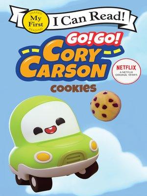 cover image of Go! Go! Cory Carson