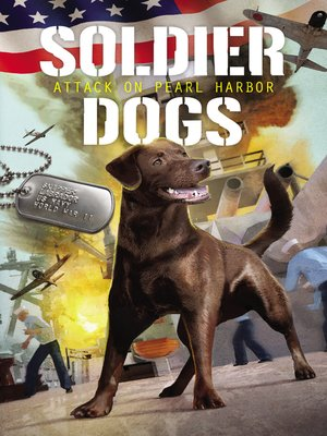 cover image of Soldier Dogs #2