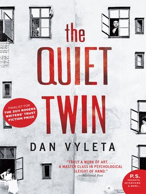 cover image of Quiet Twin