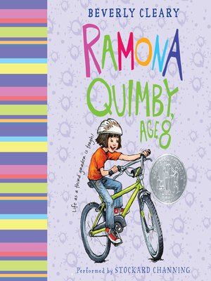 cover image of Ramona Quimby, Age 8