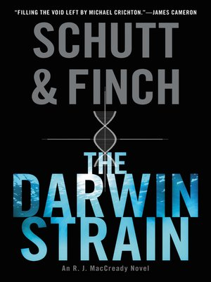 cover image of The Darwin Strain