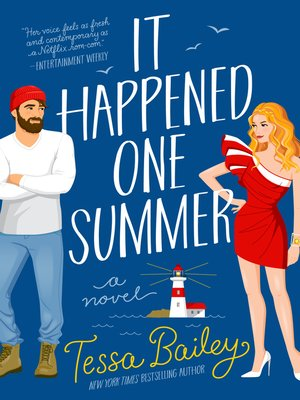 cover image of It Happened One Summer