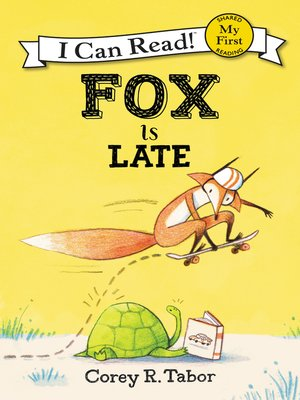 cover image of Fox Is Late