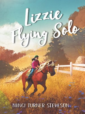cover image of Lizzie Flying Solo