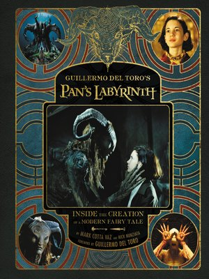 cover image of Guillermo del Toro's Pan's Labyrinth